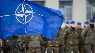 Criza dintre Moscova şi Kiev se află în centrul discuţiilor de la Consiliul NATO
