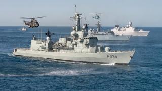 NATO şi Georgia, supercooperare în Marea Neagră