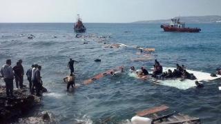 239 de imigranţi s-au înecat în sudul Mării Mediterane