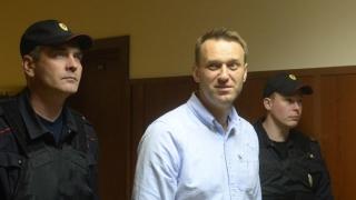 Navalnîi, pus în libertate