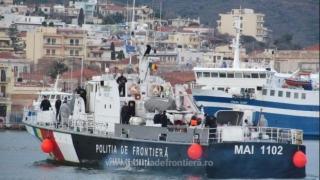Misiune internaţională în Marea Egee, încheiată cu succes de Garda de Coastă