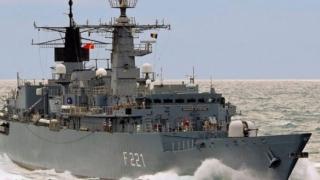 """""""Regele Ferdinand"""" se întoarce acasă! Marinarii militari au îndeplinit cu succes încă o misiune!"""