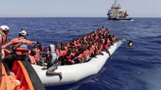 Numărul migranților sosiți via Turcia, Tunisia și Algeria a crescut