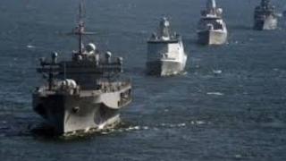 Concentrare de forțe militare în Marea Neagră