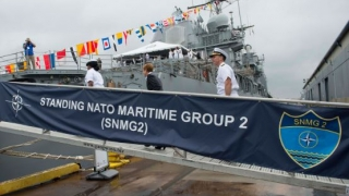 Forțele Navale Române vă invită la bordul navelor NATO