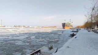 Navigația pe Dunăre, suspendată din cauza vremii