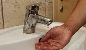 Fără apă în Năvodari