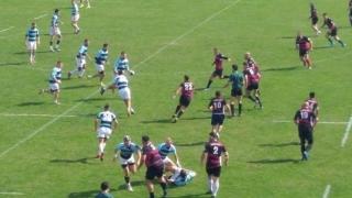 CS Năvodari a început cu dreptul în DNS la rugby