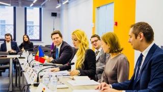 Negociere pentru Protocolul de colaborare în turism - România - Ucraina