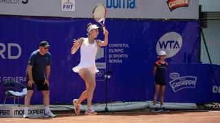Ne mândrim cu ea! Tenismena care urcă rapid în clasamentul WTA!