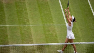 Simona Halep, la prima finală din carieră la Wimbledon