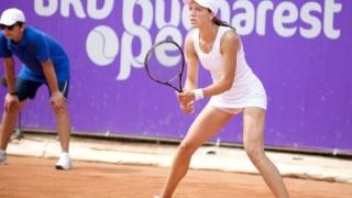 Înfrângeri pentru tenismenele tricolore în finale la BRD Bucharest Open