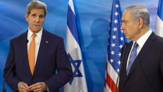 Netanyahu a criticat dur discursul secretarului de Stat al SUA