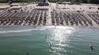 Organizatorii Neversea au investit aproape un milion de euro în plaja unde se va ţine festivalul