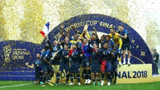 Franţa, a doua cea mai tânără formaţie care se impune la turneul final al CM
