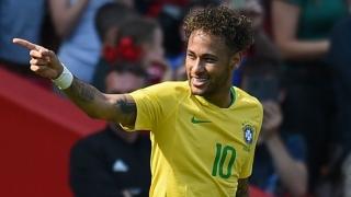 Neymar, din nou în teren pentru Brazilia