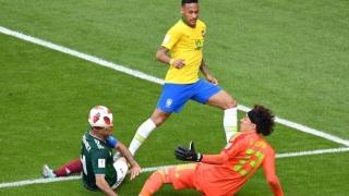 Obiectiv îndeplinit pentru Brazilia în duelul cu Mexic