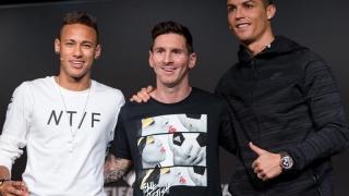 """Neymar, Ronaldo și Messi, nominalizați de FIFA pentru titlul de """"Fotbalistul anului 2017"""""""