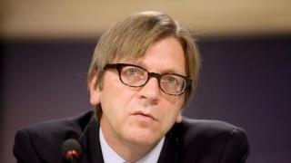 Guy Verhofstadt, negociator al Parlamentului European pentru Brexit