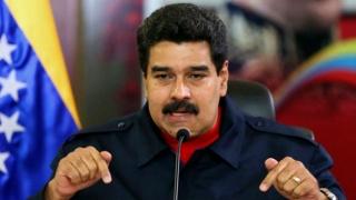 Președintele Venezuelei acuză opoziția de dreapta că pregătește o lovitură de stat