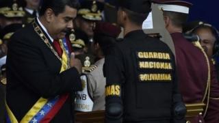 Explozii în Venezuela - Nicolas Maduro, ținta unui atentat cu drone