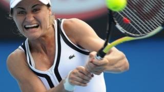 Niculescu s-a retras din turneul de la Hobart