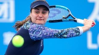 Niculescu, eliminată în sferturi la Ostrava Open