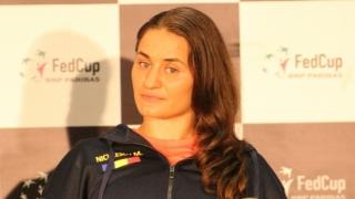 Niculescu şi Blinkova, eliminate în semifinalele turneului de dublu de la Limoges