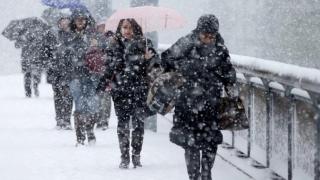 Meteorologii avertizează: Vreme rea și foarte rece în toată țara!