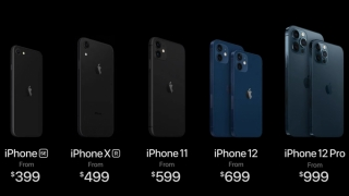 Noile smartphone-uri 5G de la Apple vin fără încărcător şi căşti în cutie