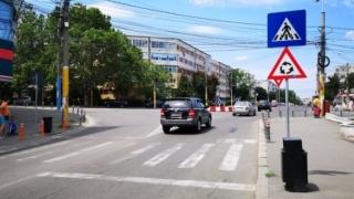 Noi modificări în traficul din Constanța!