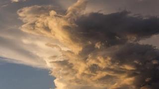 Nor de praf saharian peste România