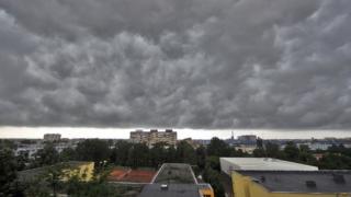 Un val de ger arctic anunţă sfârşitul verii în România