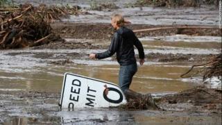 Alunecări de teren în California! Mai multe persoane și-au pierdut viața