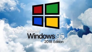 Nostalgicii se vor bucura! Windows 95 revine!