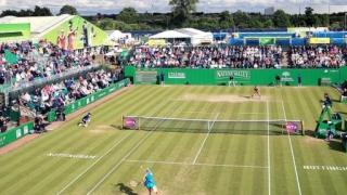 Niculescu şi Ruse s-au oprit în semifinale la Nottingham