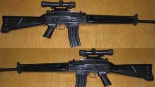 Nou tip de ARMĂ de asalt, produs de industria de apărare românească