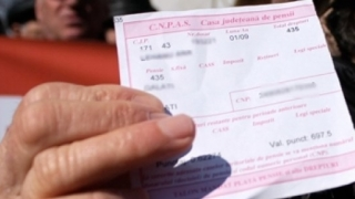 Noua lege a pensiilor va fi lansată în spaţiul public