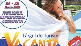 Vacanțe ieftine la Târgul constănțean de Turism!