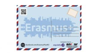 Nu fi doar student, fii Erasmus!