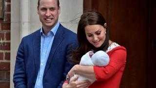 S-a aflat care ar putea fi numele noului bebeluş regal al Marii Britanii!