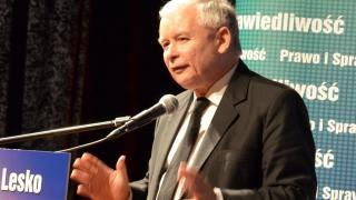 """Jaroslaw Kaczynski: """"Nu noi am invitat refugiații în Europa"""""""