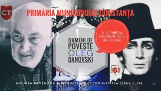 Oleg Danovski, unul dintre Oamenii de Poveste de la malul mării!