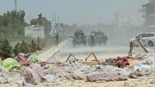 O explozie puternică a făcut victime în Afganistan