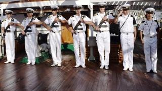 Oferta educațională a Forțelor Navale, prezentată pe faleza din Constanța