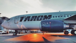 Incident cu un avion TAROM, la Bruxelles. Aeronava s-a întors din drum