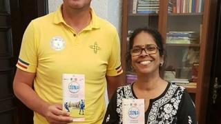 Oina, sportul naţional, s-ar putea juca oficial şi în India!