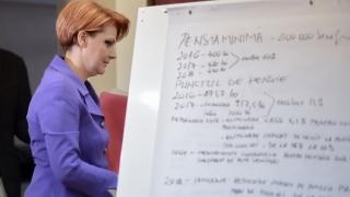 Ministrul Muncii anunță finalizarea proiectului legii pensiilor