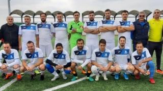 Derby la Corbu în Seria Nord din Liga a V-a