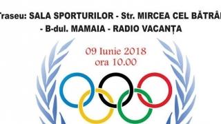 Crosul Ziua Olimpică, sâmbătă, la Constanța